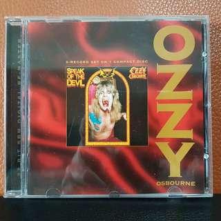 CD》Ozzy Osbourne - Speak Of The Devil