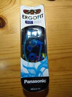 Panasonic ERGOFIT RP-HJE125 earphones 耳機