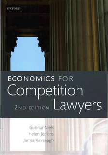 Economics for Competitive Lawyers (2nd Edition)