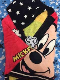 Mickey Towel Hood