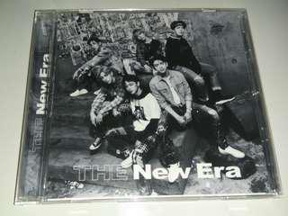GOT7 THE New Era Regular Edition