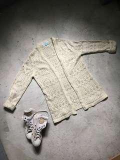 Cardigan 1 - Knitted Cardigan