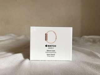 Apple Watch Series 3 38mm GPS