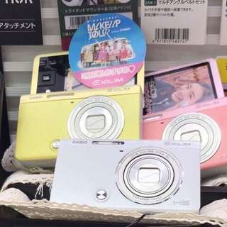 Limited Edition Casio Exilim Camera FULL PACKAGE
