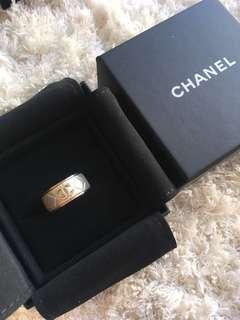Chanel Ring 介子 size52
