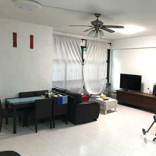Buangkok Cres rental apartment HDB 5 room