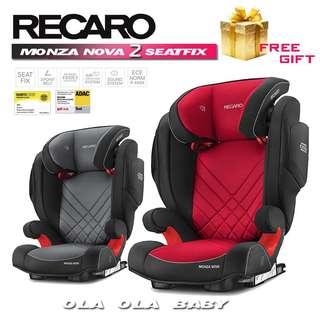 Monza Nova 2 Seatfix