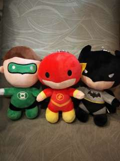 Justice League Keychain 3 for $10