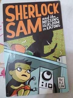 Sherlock Sam #1