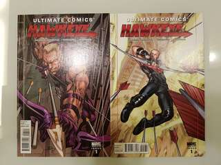 Ultimate Comics: Hawkeye #1 variant