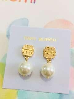 Tory Burch Earrings 金字吊珠
