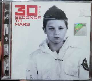 30 Seconds To Mars debut album