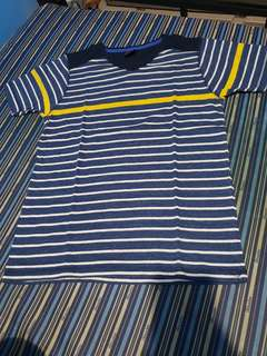 Nautica stripe shirt  original