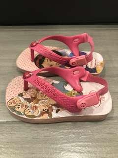 Snow White kids sandals / flip flop