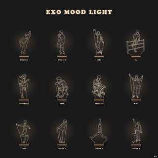 Baekhyun Mood Light