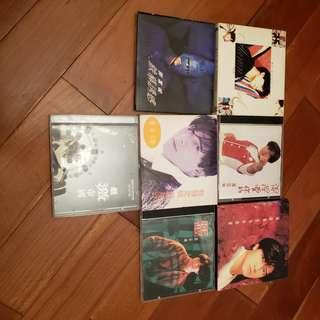 郭富城7張CDs