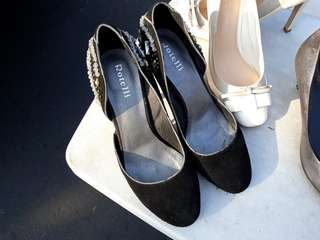 Rotelli shoes heels size 40
