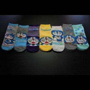 Doraemon socks