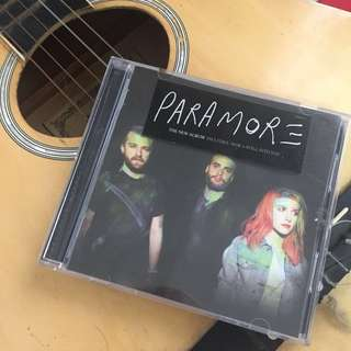 Paramore: Self-Titled