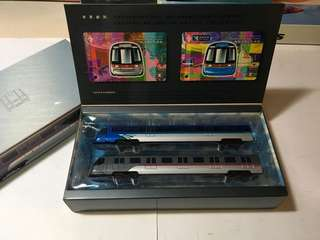 MTR 機場快線 及 東涌綫 列車模型