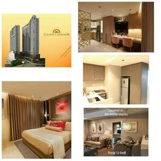Rent To Own Condominium Along Edsa Mandaluyong