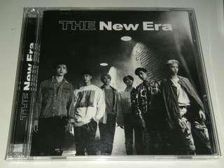 GOT7 THE New Era Type C (Mark, Jinyoung & Yugyeom Unit)