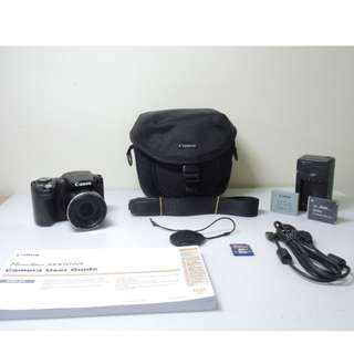 Canon PowerShot SX510 HS Wi-Fi