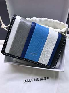 Balenciaga wallet card holder 銀包