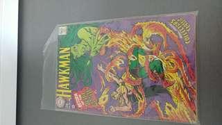 Hawkman # 25 silver age DC comic