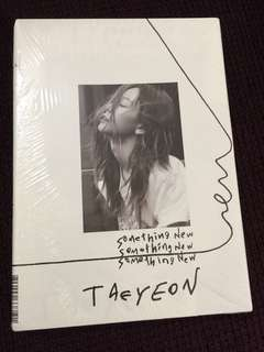 Taeyeon Something New