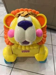 Fisher Price Lion Walker