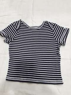 Baby Guess Boy's Striped T-shirt