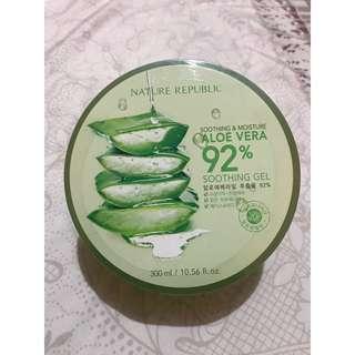 Nature Republic Aloevera 92% Original