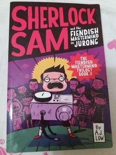 Sherlock Sam #8