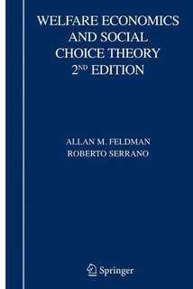Welfare Economics and Social Choice Theory