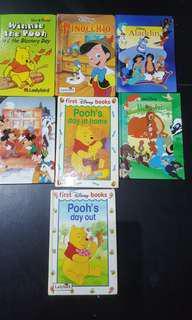 🚚 Disney story books