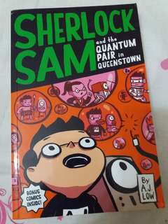 Sherlock Sam #11