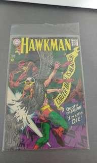 Hawkman silver age DC comics