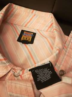 Original Dickies Fort Worth USA Short Stripes #postforsbux