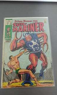 Prince Namor Submariner # 12 silver age Marvel comic