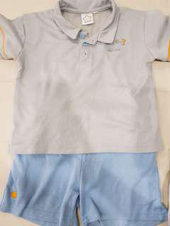 Preloved star learners uniform