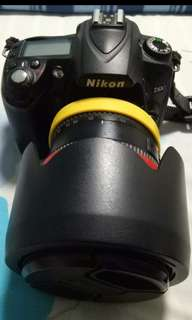 D90 with Nikon 17-55mm f2.8 lens