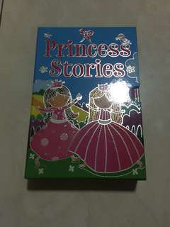 The Princess Stories