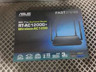 Reserved BNIB ASUS Router