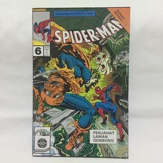 Spiderman No.6 - Misurind