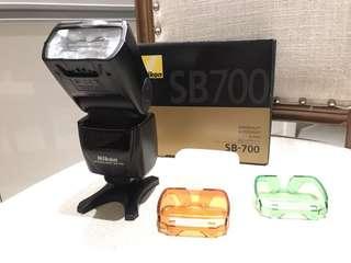 🚚 Nikon SB700專業閃光燈