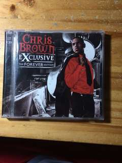 Chris Brown Exclusive The Forever Edition