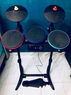 Rock Band Drum Set