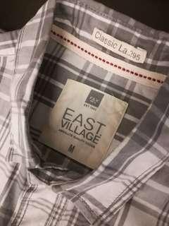 Original F&X Men East Village Classic 295 Plaid #postforsbux