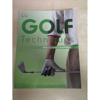 Golf Techniques (2012) by Malcolm Campbell